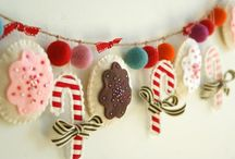 Christmas decor/crafts / by Catherine Delp