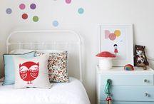 kids room stuff / by Catherine Delp