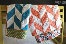 quilts/crochet / by Catherine Delp
