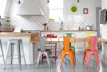 Kitchens n Dinings / by Gabriella Tooth