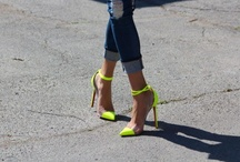 <Stylish Shoes> / by Maria Jose Abad / MariaOnPoint