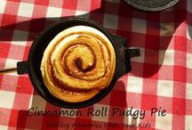 Cinnamon Roll Madness / by Erin {Making Memories With Your Kids}