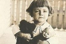 Vintage Photos / Most of these vintage photos are NOT mine.  Please do not reuse them for commercial gain. / by Mary Avlos-Dailey