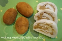 St Patrick's Day / by Erin {Making Memories With Your Kids}