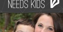 Special Needs Kids / Resources for special needs kids and their families.  Parenting advice, heartwarming stories of determination and some things that are just plain fun!