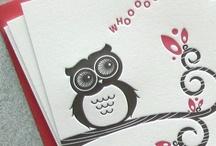 Whoo loves Owls / by Krystal Russell