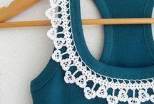 Crochet & Fabric / by Karena Kam