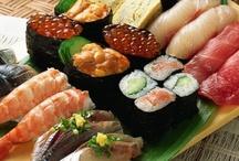 Sushi & Sashimi / by Jan Blackman Hotchkin