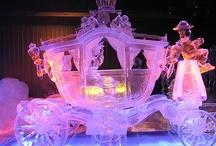 Ice Sculptures/Snow