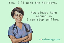 Humor Policy: A Nurses Tale (Group Baord) / All seriousness aside, yes, funny things do happen on the job whether we like it or not... it's a character builder, right? (Please keep on subject and help keep Pinterest clean.) / by iScrubs.com