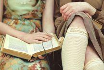 Book club / by Tracie Vanderbeck