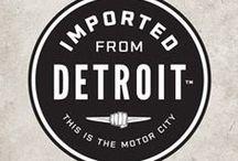 Detroit Love / by Helen Hass
