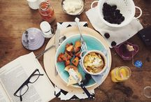 Breakfast is the best meal of the day / by Helen Hass
