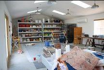Art Studio Pictures / Pictures of my art studio.