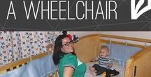 Parenting from a Wheelchair / If you're a wheelchair user, some parenting tasks might be a little different than they are for the AB-world. This board is a collection of products, advice, ideas, and other resources just for you.