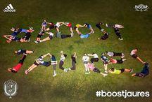 #boostjaures / Running #boostjaures
