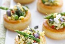 Hors d'oeuvres / Cocktail Party Ideas