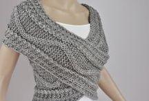 Knitting  pletení