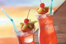 FRESH DRINKS / Bebidas, cocktails, drinks & more