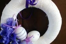 EASTER IDEAS / EASTER DECORATIONS
