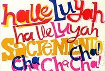 Handwriting, Typography, Illustrative Type / Examples of illustrative or hand rendered typography. www.heartagency.com #illustration #typography #design #illustrative type