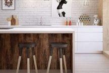 Inspiration | Kitchens