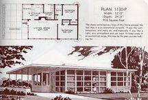 Inspiration | Mid-Century Home Plans