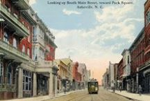 Asheville | Historic Postcards + Photos