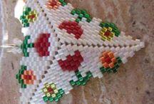 trojúhelník šitý