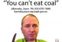 Can't eat coal