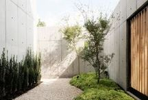 Inspiration | Courtyards