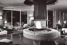 Architect Quincey Jones / Archibald Quincy Jones, FAIA (April 29, 1913 – August 3, 1979) was a Los Angeles-based architect and educator known for innovative buildings in the modernist style and for urban planning that pioneered the use of greenbelts and green design.