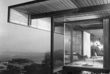 Architect Craig Ellwood / Craig Ellwood (April 22, 1922 – May 30, 1992) was an influential Los Angeles-based modernist architect whose career spanned the early 1950s through the mid-1970s. Although untrained as an architect, Ellwood fashioned a persona and career through equal parts of a talent for good design, self-promotion and ambition. He was recognized professionally for fusing of the formalism of Mies van der Rohe with the informal style of California modernism.