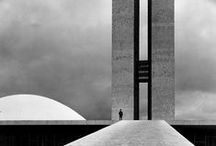 Architect Oscar Niemeyer / Oscar Niemeyer (December 15, 1907 – December 5, 2012), was a Brazilian architect who is one of the key figures in the development of modern architecture. Niemeyer was known for his design of civic buildings for Brasília, a planned city that became Brazil's capital in 1960, as well as his collaboration with other architects on the Headquarters of the United Nations in New York City. His exploration of reinforced concrete was highly influential in the late 20th and early 21st centuries.