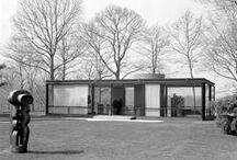 Architect Philip C. Johnson
