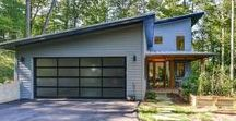 Asheville Builder | Mountain Sun Building / Showcasing the quality construction and details of Mountain Sun Building