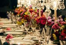 Dinner Party Ideas  / Life is about celebrating Good Times together  / by Jessica Armstrong