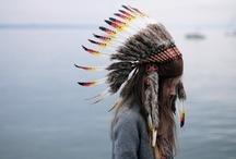 Tribal.