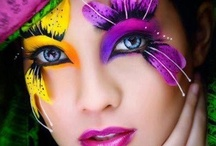 """Just Want to Be Noticed :-) / Quote:  """" I believe in manicures, I believe in overdressing.  I believe in primping at leisure and wearing lipstick.  I believe in PINK.  I believe that laughing is the best calorie burning...   I believe in MIRACLES""""...  :))"""