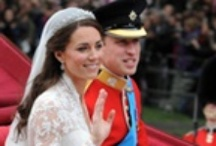 """The Kings and Queen s of England / Quote:  """"Elegance is not being noticed, it's about being remembered"""".   :))"""