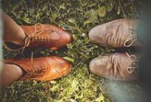 Boots/legs.