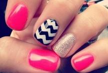 Nails, nails, nails!  / by Natasha Andersen