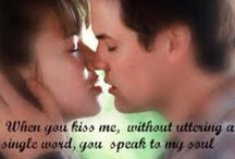 """Iconic All Time Favourite Movies  / """"Life's about hanging on when your heart's had enough... and Giving more when you wanna give up""""... from A Walk To Remember      :D"""