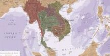 A&K World Maps / Maps are for explorers, for planners, for dreamers and for inspiration.