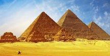 Away with the Pharaohs, Egypt / With its unparallelled cultural and archaeological heritage, Egypt has been attracting visitors for millennia. Whether it's Giza's monumental pyramids, Luxor's colossal Valley of the Kings, or the incomparable river Nile, this country is generous with its riches
