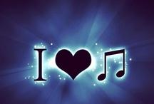 Music / by pinkredandviolet