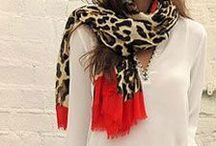 Scarves And Pashminas / by Amelia