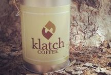 Klatch Goods / Buy coffee beans online at Klatchroasting.com. We are a dedicated coffee roaster offering superior quality coffees and teas with outstanding customer service and excellent pricing at unbeatable quality and value. / by Klatch Coffee