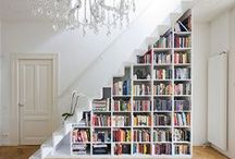 Bookcase / by pinkredandviolet