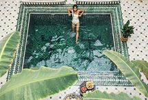 Gardens, outdoor spaces and pools we love